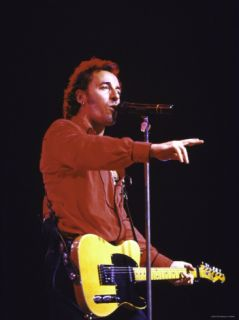 Bruce Springsteen Premium Photographic Print
