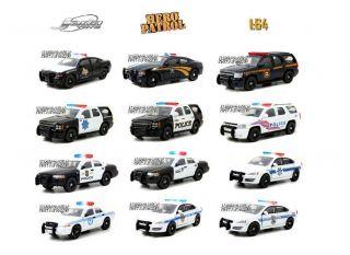 Jada Hero Patrol Wave 1 2011 OVP 164 Police Car Polizei Auto Selbst