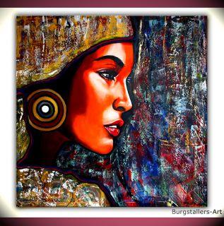 BURGSTALLERS ART Modern Kunst Gemälde Malerei Bilder Original