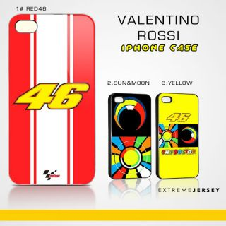 Valentino Rossi The Doctor 46 MotoGP Champion Iphone Case 4 / 4S