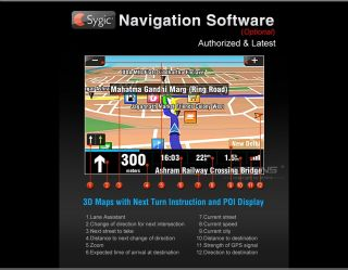 Radio D709G GPS 1 DIN bluetooth + mapas españa + camara trasera