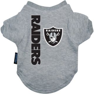 Oakland Raiders Pet T Shirt   Clothing & Accessories   Dog