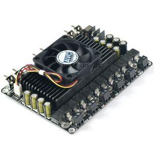 100 Wa 6 Ohm Class D Audio Amplifier Board   DA7498 6CH 100W