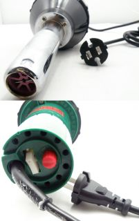 1000W Plastic Welder Gun Hot Air &Welding rod Gas Vinyl