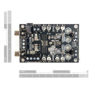2x8W @4Ω PA3123 Class D Audio Amplifier Board