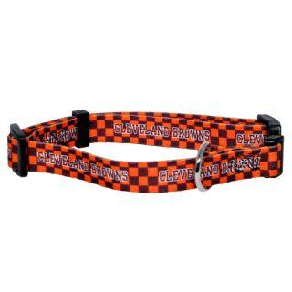 Cleveland Browns Pet Collar   Team Shop   Dog