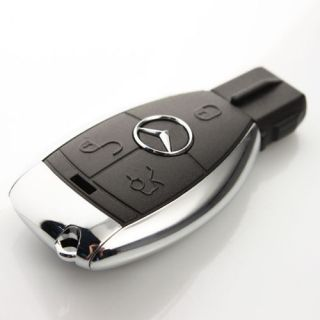 Convenient Car key Shape 4GB/8GB/16GB USB Flash Memory Pen Drive Stick