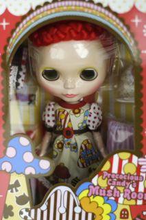 Edit Neo Blythe Doll Precocious Candys Mushroom