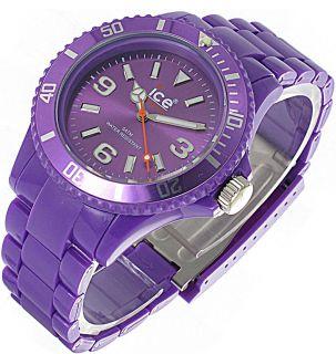 Ice Watch Classic Solid   Purple   Big   PC CS.PE.B.P.10