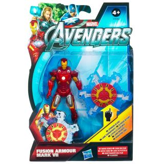 Marvel Avengers Movie Series 11 Iron Man Fusion Armor Mark VII