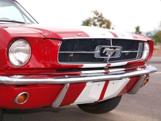 1965 1966 Ford Mustang Fastback Shelby GT350 Oldtimer