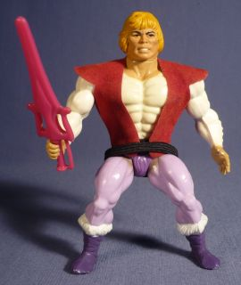 MOTU Figur PRINCE ADAM Masters of the Universe He Man 80er Jahre