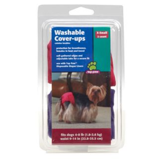 Top Paw™ Washable Cover Ups   House Training   Dog