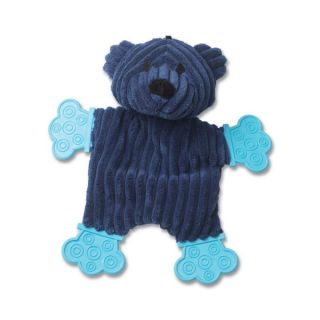 PetRageous Designs FlipRageous Baxter the Bear Dog Toy   Toys   Dog