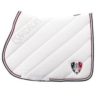 Schabracke Eskadron Polo Pad White Classic Sports Collection 2013 NEU