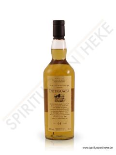 Inchgower 14 Jahre Flora & Fauna  Whisky