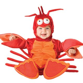 Lil Lobster Infant Lobster Halloween Costume