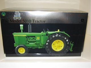 Up for sale is a 1/16 JOHN DEERE Model 5010 Precision #25 tractor
