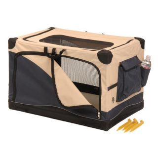 Precision Pet Soft Sided Pet Crate   Crates   Crates & Carriers