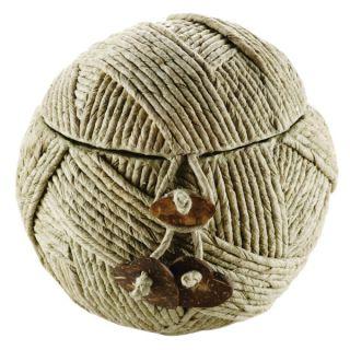 Star Legacy's Ball of Yarn Pet Urn   Pet Memorial   Cat