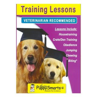 Training Lessons Puppy Smarts DVD   Video   Books  & Videos