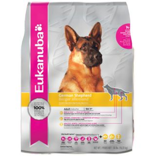Eukanuba German Shepherd Formula Dog Food   Food   Dog