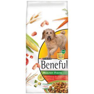 Beneful Healhy Fiesa Dog Food   Food   Dog