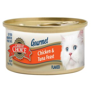 Grreat Choice� Chicken & Tuna Cat Food   Sale   Cat