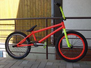 Colony Custom Bike 21 BMX Einzigartig