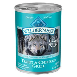 BLUE Wilderness Grain Free Adult Dog Food   Sale   Dog