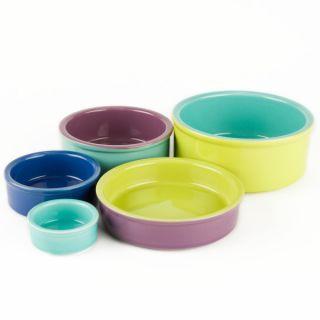 Stoneware Feeding Dish   Bowls & Water Bottles   Small Pet