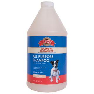 Grreat Choice™ Oatmeal Enhanced Vanilla All Purpose Shampoo   Grooming Supplies   Dog