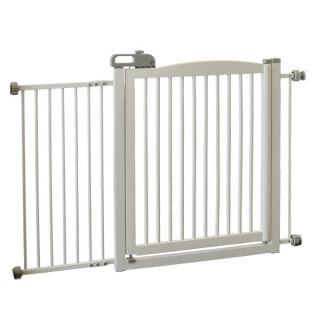 Richell USA One Touch 150 Pet Gate   Gates   Gates & Doors