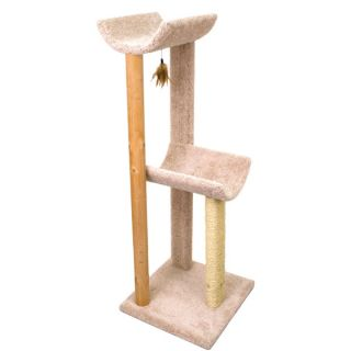 Grreat Choice™ Cozy Inn Cat Tower   Sale   Cat