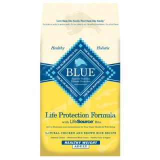 Blue Buffalo Life Protection Weight Control Chicken & Brown Rice Dog Food   Sale   Dog