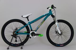 Mongoose Fireball Dirt Jump Street Bike  RST MRP SRAM