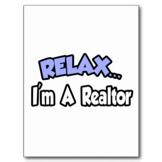 Funny Realtor Postcards - 0425