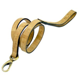 Hartman & Rose Natural Cork Eco Friendly Dog Leash   Dog   Boutique