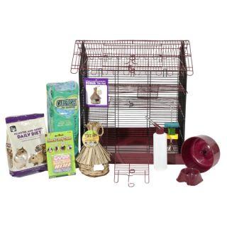 All Living Things™ Deluxe Hamster Bonus Kit   Sale   Small Pet