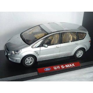 Ford S max Silber Van 2007 1/18 Hengdee Modellauto Modell Auto