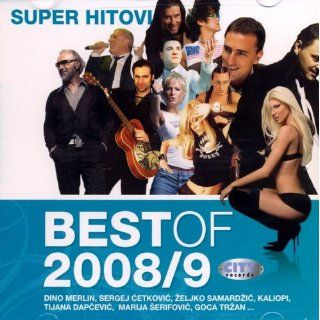 Super Hitovi Best of 2008 / 09: Musik