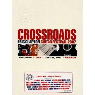 Eric Clapton   Crossroads Guitar Festival 2007 [2 DVDs]