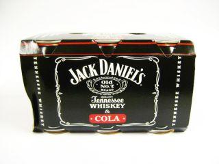 JACK DANIELS DANIEL´S WHISKY 24 X 0,33 LITER DOSEN NEU