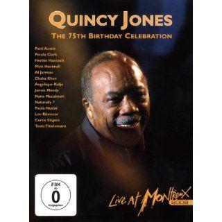Quincy Jones 75th Birthday Celebration   Live at Montreux 2008 2 DVDs