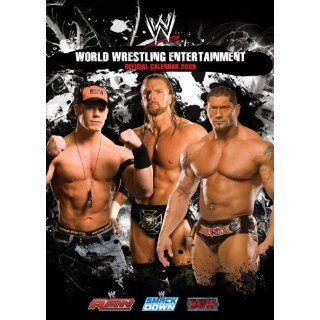 World Wrestling Calendar 2009 2009 Englische Bücher