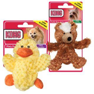 KONG&reg X Small Plush Dog Toys   Toys   Dog