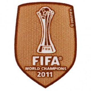 FIFA World Champions 2011 Logo gold Sport & Freizeit