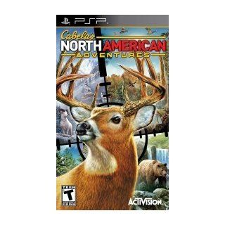 Cabela s North American Adventure 2011 (PSP) Games