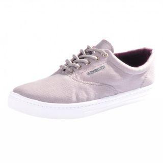 Quiksilver Pier Plus Schuhe Sneaker grey grau KMMSL463