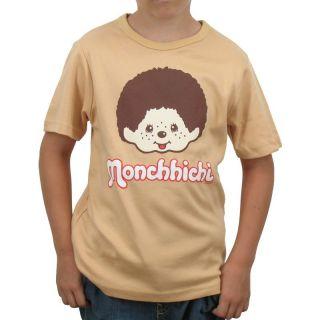 Logoshirt   Monchhichi Kinder T Shirt, sand